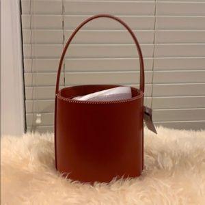 NWT staud bucket bag